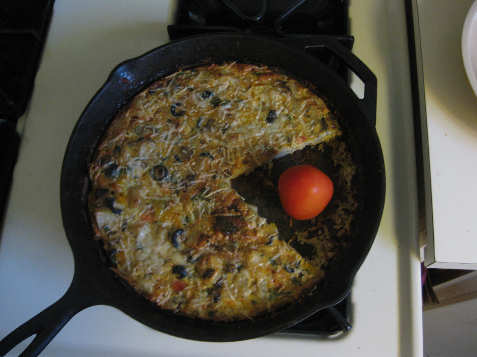 Cast Iron Frittata
