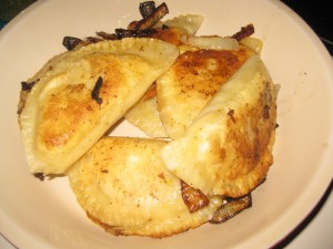 Pierogies Ready to Eat