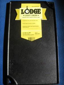 Lodge Cast Iron Reversible Griddle