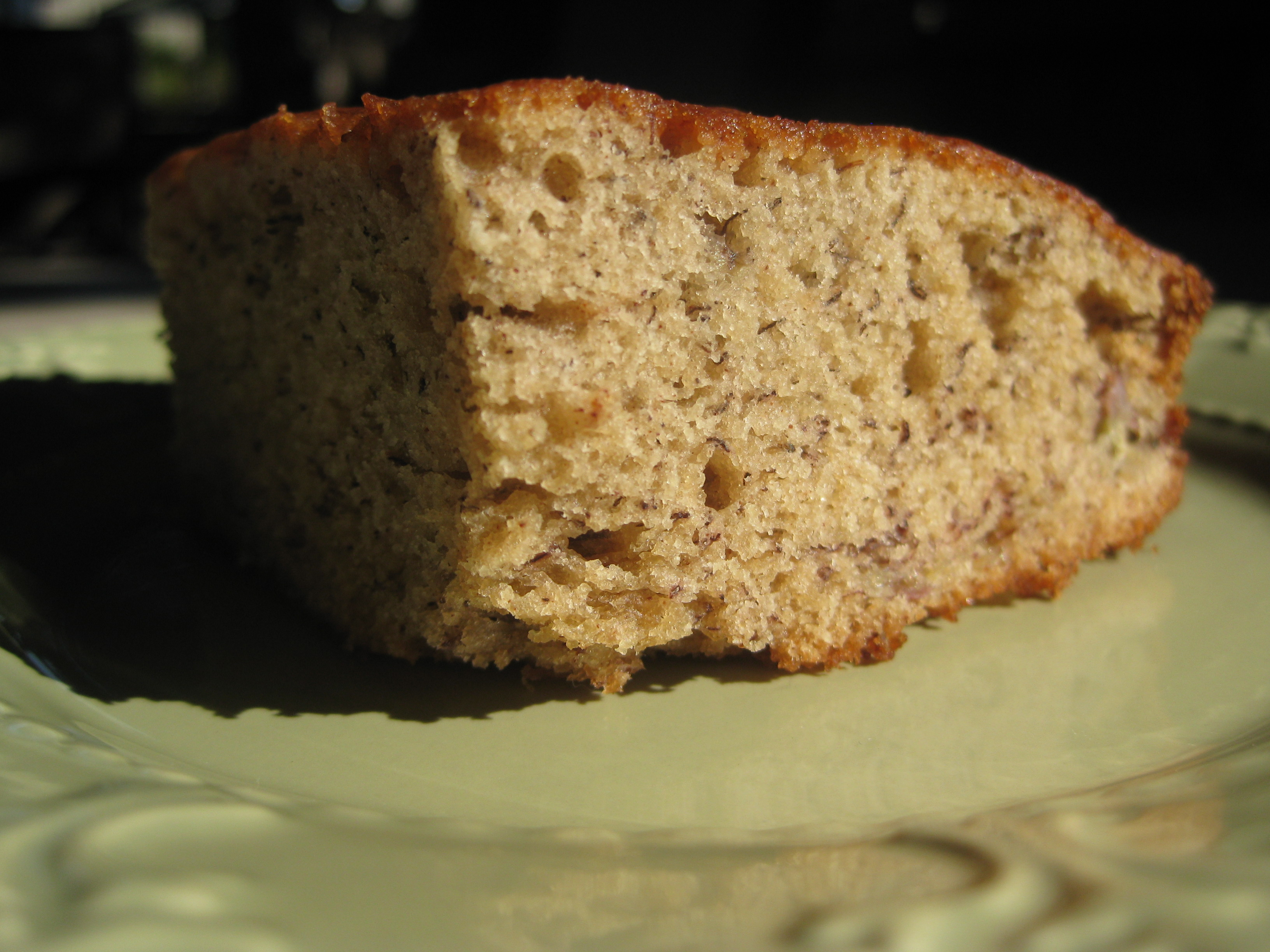 Gluten Free Banana Bread - Cast Iron and Wine