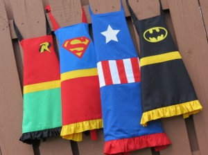 superheroaprons