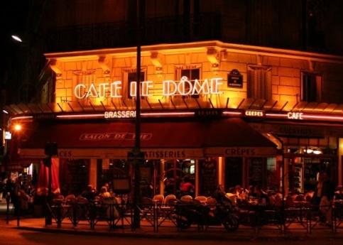 11. cafe le dome. (Modified)