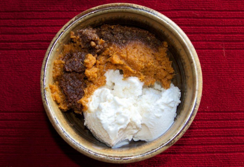 Potato Casserole Dessert